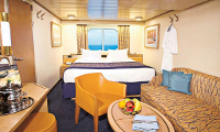 Large Ocean-view Staterooms (Some Accessible)