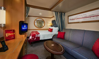 Deluxe Inside Stateroom (Some Accessible)