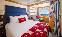 Deluxe Oceanview Stateroom (Some Accessible)