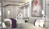 Edge Single Stateroom w/ Infinite Veranda