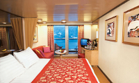 Verandah Staterooms (Some Accessible)
