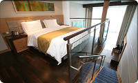 Crown Loft Suite w/Balcony