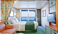 Spacious Ocean View Balcony (Some Accessible)