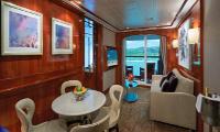 The Haven 2-Bedroom Family Villa with Balcony