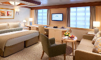 Oceanview Mini-Suite (No Balcony)