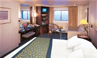 Large Ocean-view Staterooms (Obstructed View)